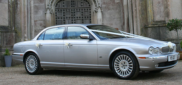 Daimler Super Eight available with chauffeur