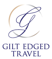 Gilt Edged Travel Logo